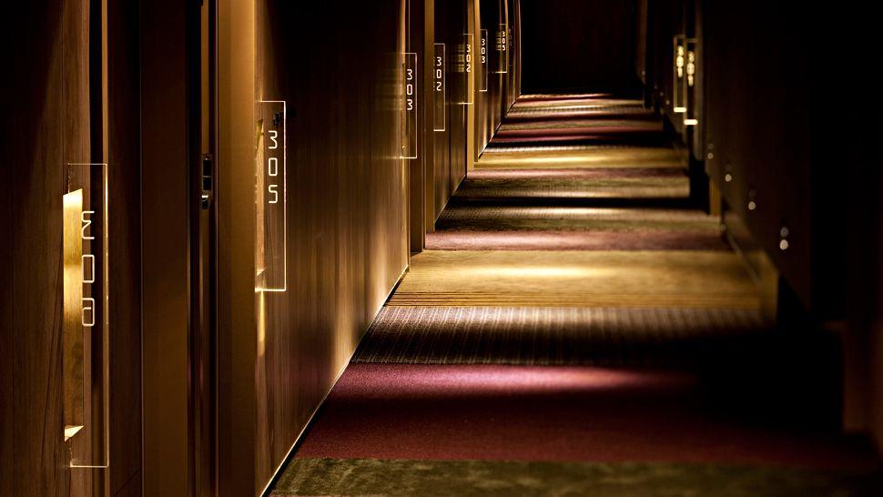 Hotelové trezory, sejfy, skříňky